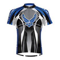 Air Force Cycling Jerseys