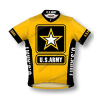 Army Cycling Jerseys