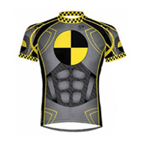 Crash Dummy Cycling Jerseys