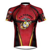 Marines Cycling Jerseys