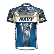 Navy Cycling Jerseys