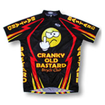 Old Bastard Cycling Jerseys