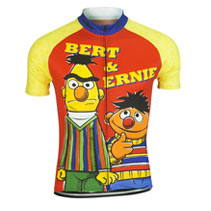 Sesame Street Cycling Jerseys